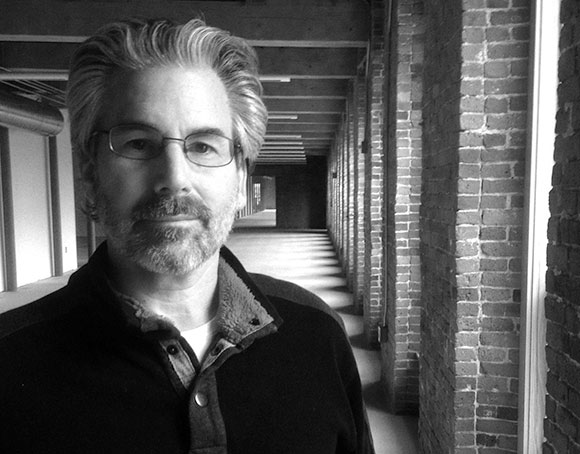 Filmmaker Paul Lazarus