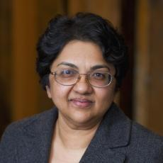 Vijaya Ramachandran (Credit: Center for Global Development)